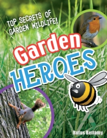 Garden Heroes : Age 7-8, Above Average Readers, Paperback Book