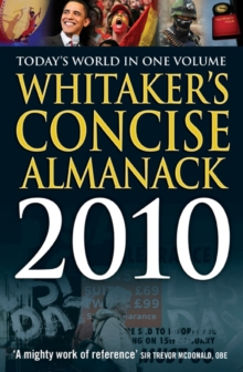 Whitaker's Concise Almanack 2010, Paperback