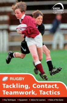 Skills: Rugby - Tackling, Contact, Teamwork, Tactics, Paperback