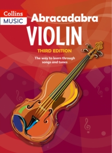 Abracadabra Violin (Pupil's Book) : The Way to Learn Through Songs and Tunes, Paperback Book