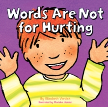 Words are Not for Hurting, Hardback