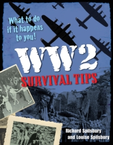 WW2 Survival Tips : Age 10-11, Below Average Readers, Paperback