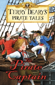 Pirate Tales: The Pirate Captain, Paperback Book