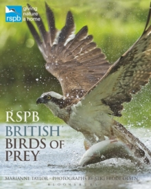 RSPB British Birds of Prey, Hardback Book