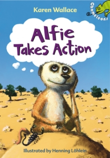 Alfie Takes Action, Paperback