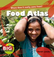 Food Atlas, Paperback