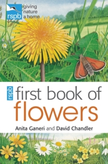 RSPB First Book of Flowers, Paperback