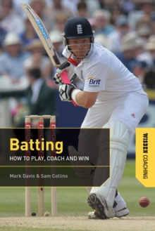 Batting : How to Play, Coach and Win, Paperback