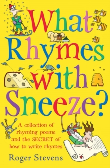 What Rhymes With Sneeze?, Paperback Book