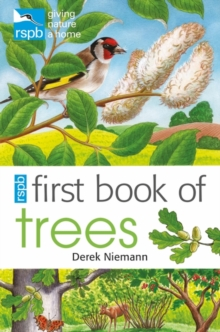 RSPB First Book of Trees, Paperback