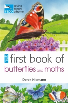 RSPB First Book of Butterflies and Moths, Paperback