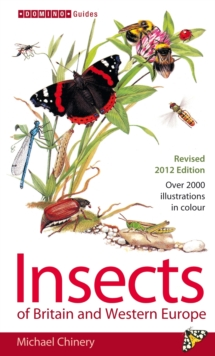 Insects of Britain and Western Europe, Paperback
