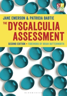 The Dyscalculia Assessment, Paperback