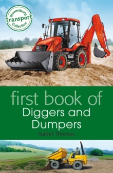 First Book of Diggers and Dumpers, Paperback
