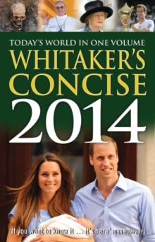 Whitaker's Concise Almanack 2014, Paperback