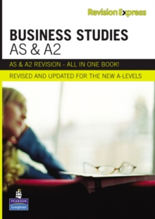 Revision Express AS and A2 Business Studies, Paperback