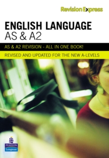Revision Express AS and A2 English Language, Paperback