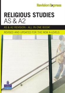 Revision Express AS and A2 Religious Studies, Paperback