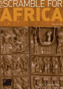 The Scramble for Africa, Paperback