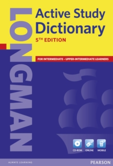 Longman Active Study Dictionary, Mixed media product