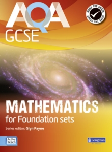 AQA GCSE Mathematics for Foundation Sets Student Book, Paperback