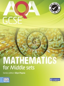 AQA GCSE Mathematics for Middle Sets Student Book, Paperback