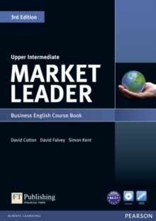 Market Leader Upper Intermediate Coursebook & DVD-ROM Pack, Mixed media product