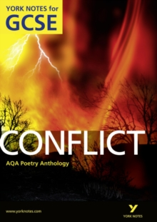 AQA Anthology: Conflict - York Notes for GCSE (Grades A*-G), Paperback Book