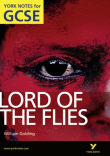 Lord of the Flies: York Notes for GCSE (Grades A*-G), Paperback Book