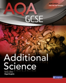 AQA GCSE Additional Science Student Book, Paperback