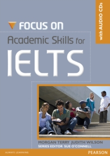 Focus on Academic Skills for IELTS NE Book/CD Pack, Mixed media product