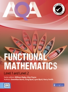 AQA Functional Mathematics Student Book, Paperback