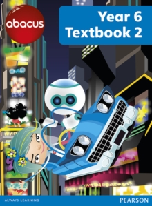 Abacus Year 6 Textbook 2, Paperback Book