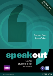 Speakout Starter Students Book with DVD/active Book Multi ROM Pack, Mixed media product Book