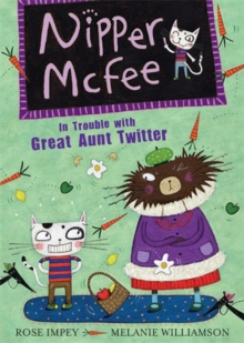 In Trouble with Great Aunt Twitter, Paperback
