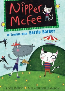 In Trouble with Bertie Barker, Paperback