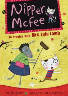 In Trouble with Mrs. Lulu Lamb, Paperback