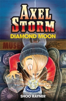 Diamond Moon, Paperback