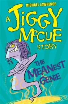 The Meanest Genie, Paperback Book