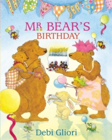 Mr Bear's Birthday, Paperback