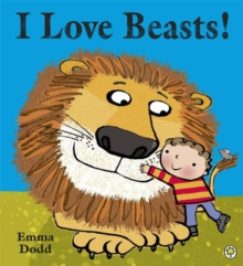 I Love Beasts!, Paperback Book