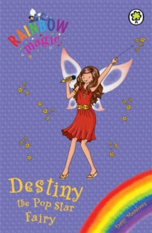 Destiny the Pop Star Fairy, Paperback