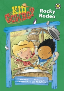 Rocky Rodeo, Paperback Book