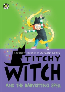 Titchy Witch and the Babysitting Spell, Paperback