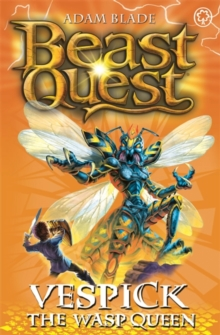 Vespick the Wasp Queen, Paperback