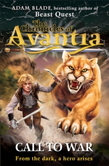 The Chronicles of Avantia: Call to War, Paperback Book