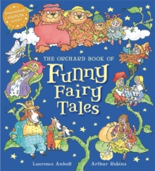 The Orchard Book of Funny Fairy Tales, Hardback