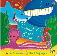 Commotion in the Ocean, Board book