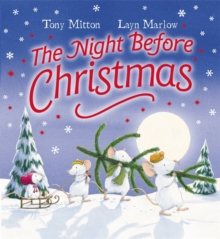 The Night Before Christmas, Board book