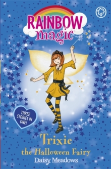 Trixie the Halloween Fairy, Paperback Book